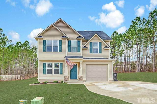 112 Crownside Drive, Four Oaks, NC 27524 (#2301030) :: The Perry Group