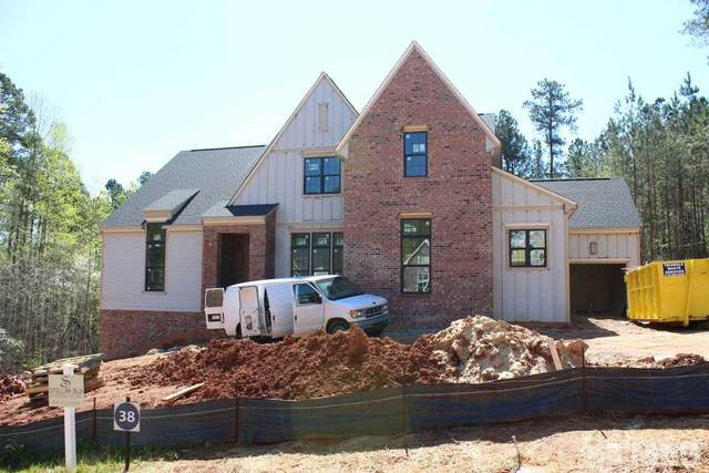 2208 Pierce Creek Circle, Wake Forest, NC 27587 (#2302353) :: Raleigh Cary Realty
