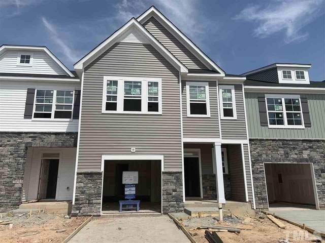 207 Cambria Lane #32, Morrisville, NC 27560 (#2302921) :: Triangle Top Choice Realty, LLC