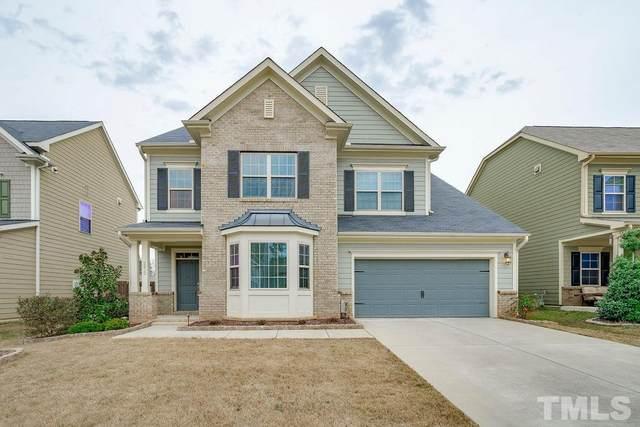 2419 Lambton Wood Drive, Apex, NC 27539 (#2303282) :: Triangle Top Choice Realty, LLC
