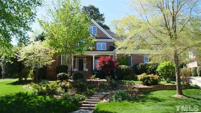 105 Lake Manor Road, Chapel Hill, NC 27516 (#2304593) :: Spotlight Realty