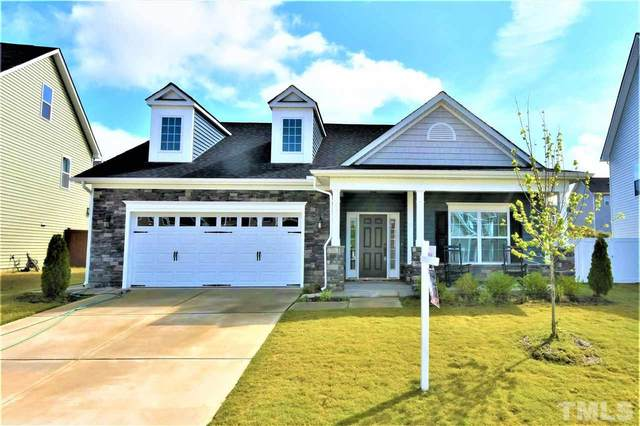 438 Lakemont Drive, Clayton, NC 27520 (#2304964) :: Marti Hampton Team brokered by eXp Realty