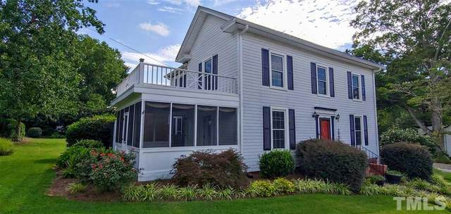 109 W Holleman Street, Apex, NC 27502 (MLS #2305446) :: The Oceanaire Realty
