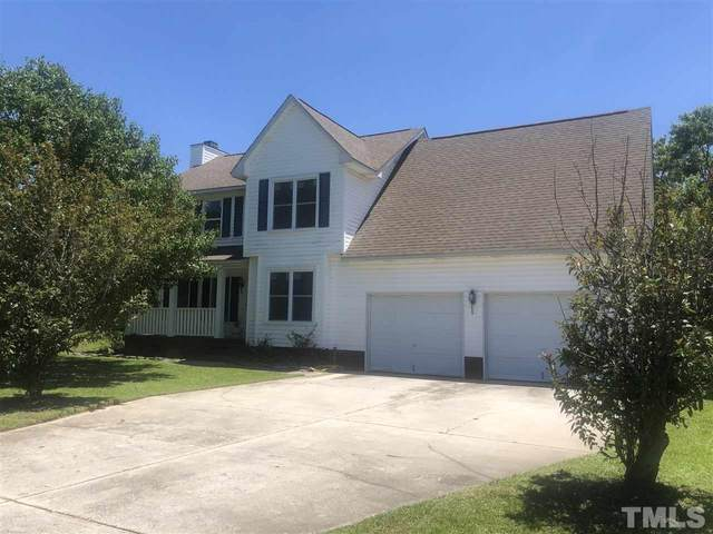 96 Fieldale Drive, Lillington, NC 27546 (#2306455) :: Triangle Just Listed