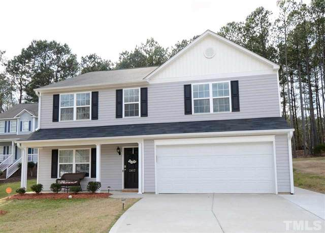 2417 Westgate Drive, Sanford, NC 27330 (#2307902) :: Realty World Signature Properties