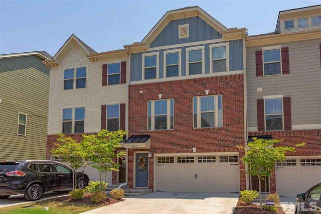 1043 Brownsmith Drive, Apex, NC 27502 (#2308393) :: Realty World Signature Properties