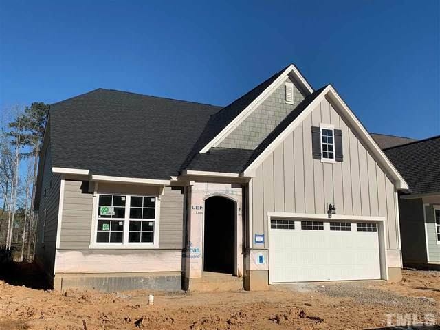 3105 Mavisbank Circle #358, Apex, NC 27502 (#2308650) :: Marti Hampton Team brokered by eXp Realty
