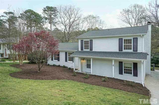 909 Tyrrell Road, Raleigh, NC 27609 (#2309031) :: Dogwood Properties