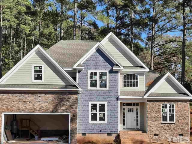 (lot 1)      24 Mia Bello Court, Clayton, NC 27520 (#2309257) :: Sara Kate Homes