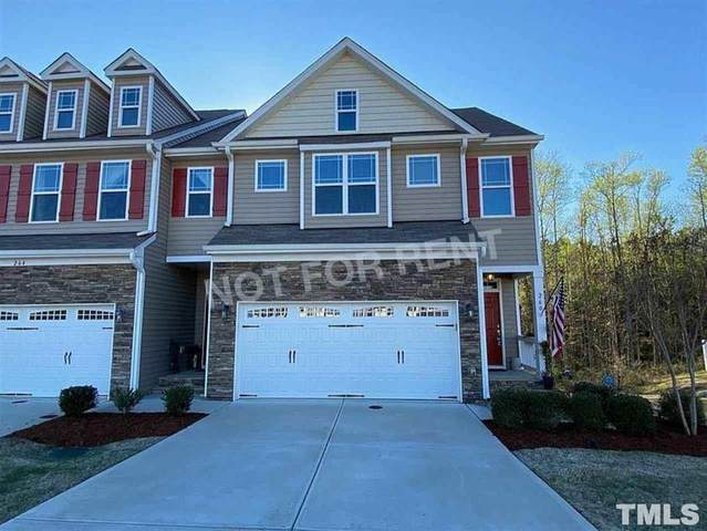 260 Wembley Drive, Clayton, NC 27520 (#2310474) :: M&J Realty Group