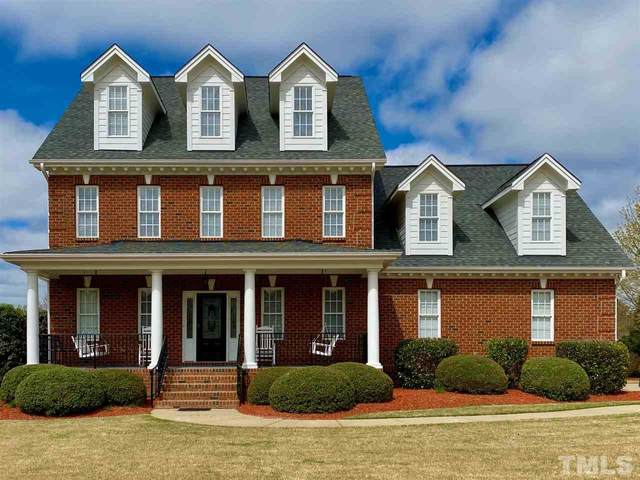 25 Aviary Court, Clayton, NC 27520 (#2310749) :: M&J Realty Group