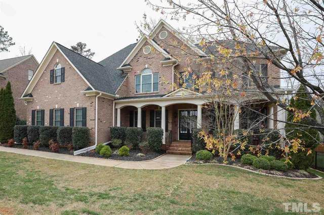 112 Oaken Place, Apex, NC 27539 (#2311540) :: Classic Carolina Realty