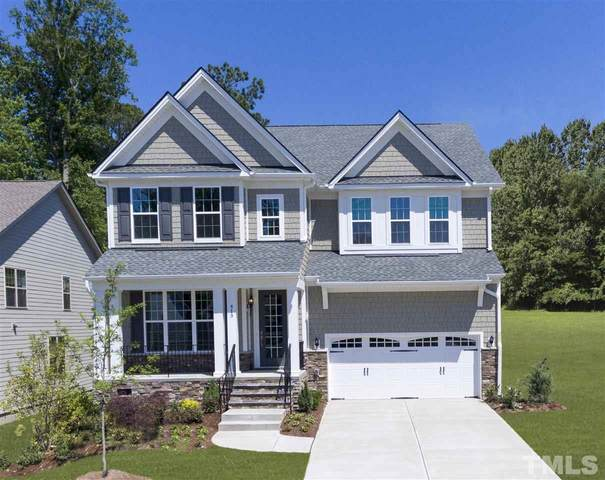 413 Gartrell Way Lot 58, Cary, NC 27519 (#2312129) :: Raleigh Cary Realty