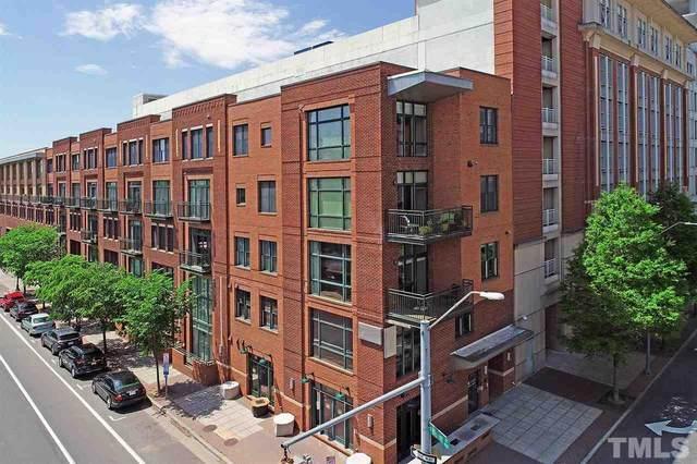 444 S Blount Street #121, Raleigh, NC 27601 (#2312273) :: Spotlight Realty