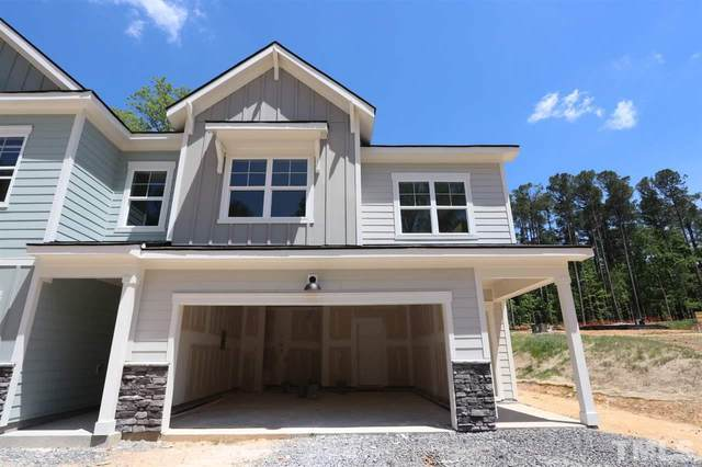 1607 Brussels Drive #28, Apex, NC 27502 (#2312292) :: Dogwood Properties