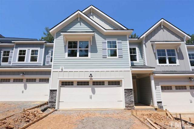 1636 Brussels Drive #7, Apex, NC 27502 (#2312792) :: Realty World Signature Properties