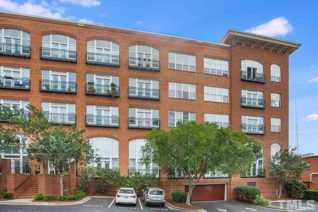 200 S Dawson Street #104, Raleigh, NC 27601 (#2313033) :: Realty World Signature Properties