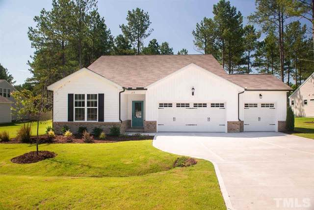 237 Whistle Post Drive #0013, Selma, NC 27576 (#2313658) :: Realty World Signature Properties