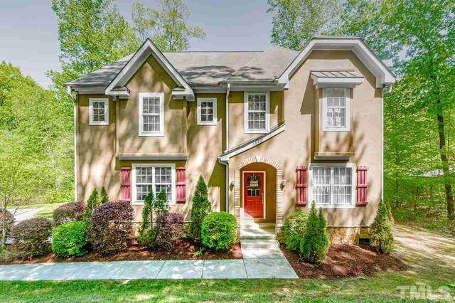 5825 Sunset Lake Road, Holly Springs, NC 27540 (#2313749) :: Triangle Just Listed