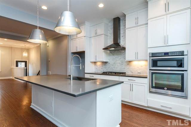 306 Clementine Drive Lot 3, Cary, NC 27519 (#2313794) :: Rachel Kendall Team