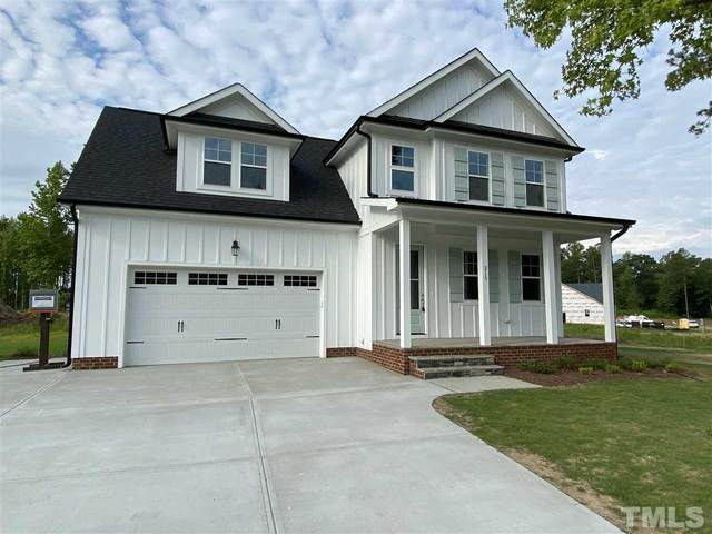 215 Reese Drive Lot 44, Willow Spring(s), NC 27592 (#2314524) :: Rachel Kendall Team