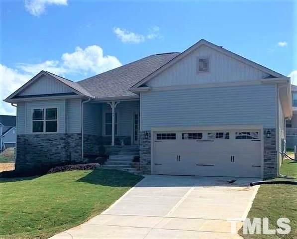 121 N Hawks Ridge Lane Lot 33, Smithfield, NC 27577 (#2314941) :: Realty World Signature Properties