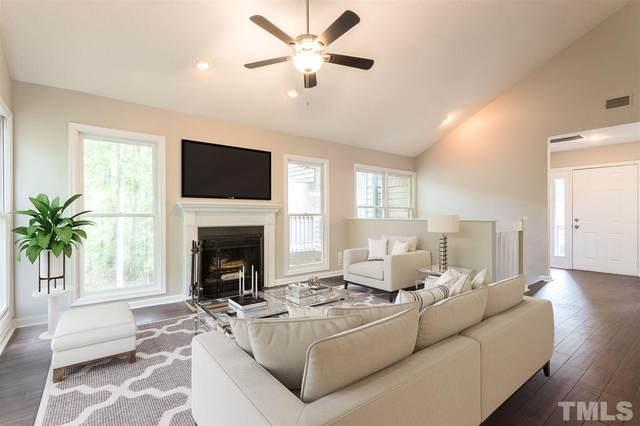3505 Willowtree Lane, Clayton, NC 27520 (#2315220) :: Dogwood Properties