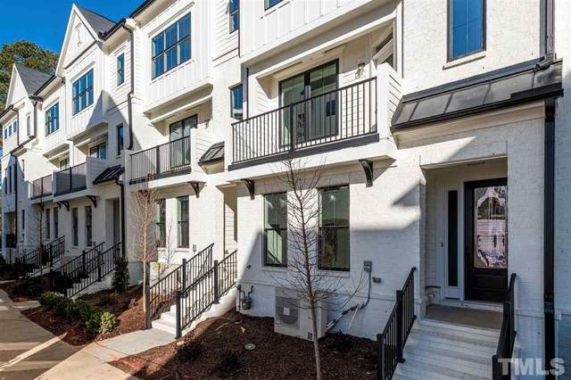 1611 Draper View Loop #104, Raleigh, NC 27608 (#2318137) :: The Rodney Carroll Team with Hometowne Realty