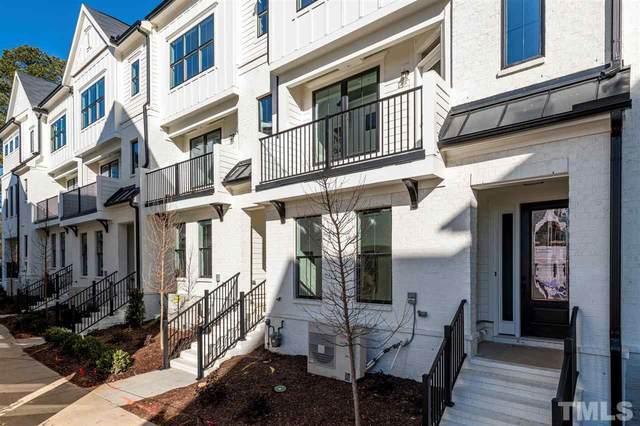 1611 Draper View Loop #104, Raleigh, NC 27608 (#2318137) :: Real Properties