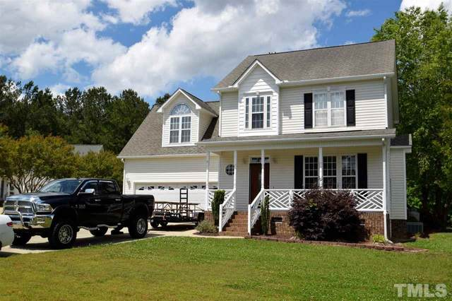 56 Livingston Place, Clayton, NC 27520 (#2318200) :: M&J Realty Group