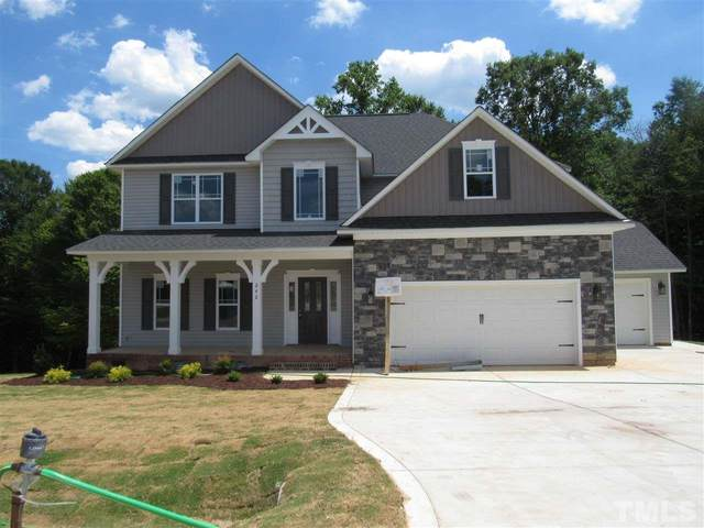 242 Summit Overlook Drive, Clayton, NC 27527 (#2318400) :: Realty World Signature Properties