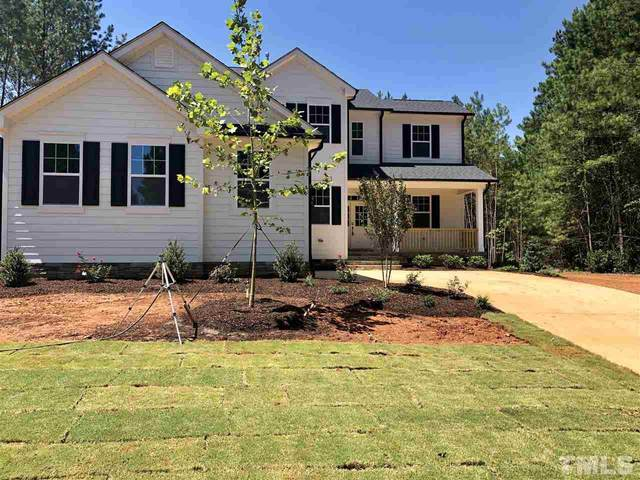 1417 Commons Ford Place Kendrick Coloni, Apex, NC 27539 (#2318933) :: Marti Hampton Team brokered by eXp Realty