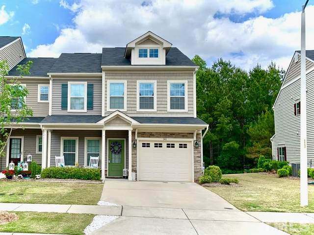 141 Cypress Hill Lane, Holly Springs, NC 27540 (#2319389) :: Spotlight Realty