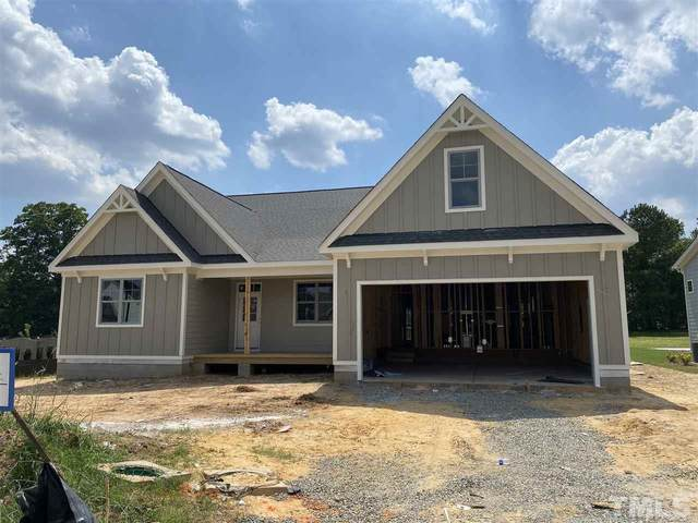 5308 Mabe Drive, Holly Springs, NC 27540 (#2319604) :: Marti Hampton Team brokered by eXp Realty