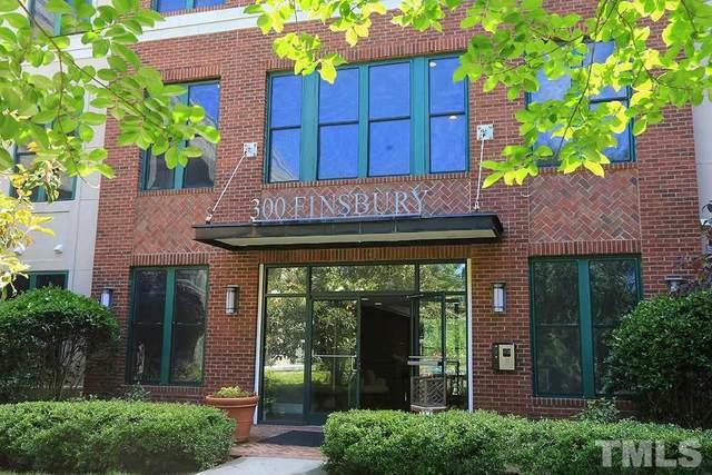 300 Finsbury Street #111, Durham, NC 27703 (#2320830) :: Realty World Signature Properties