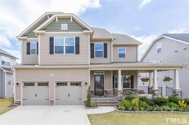 50 Wrangler Drive, Clayton, NC 27527 (#2321432) :: Realty World Signature Properties