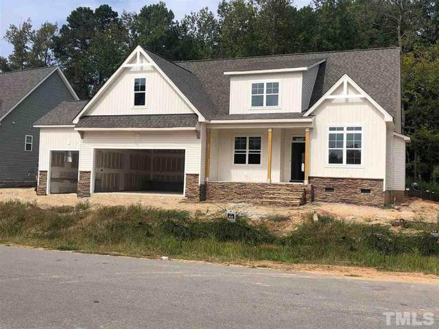 110 Walking Trail, Youngsville, NC 27596 (#2321856) :: Triangle Top Choice Realty, LLC