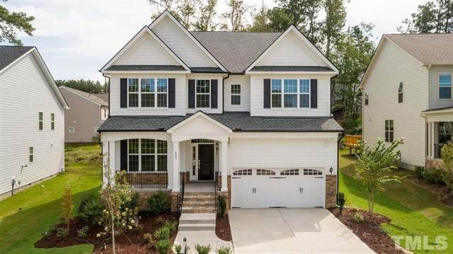 405 Gartrell Way Lot 56, Cary, NC 27519 (#2321973) :: The Beth Hines Team