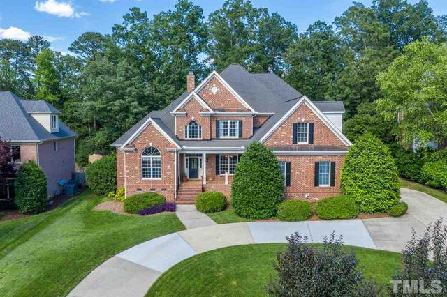 209 Bailey Ridge Drive, Morrisville, NC 27560 (#2322517) :: Realty World Signature Properties