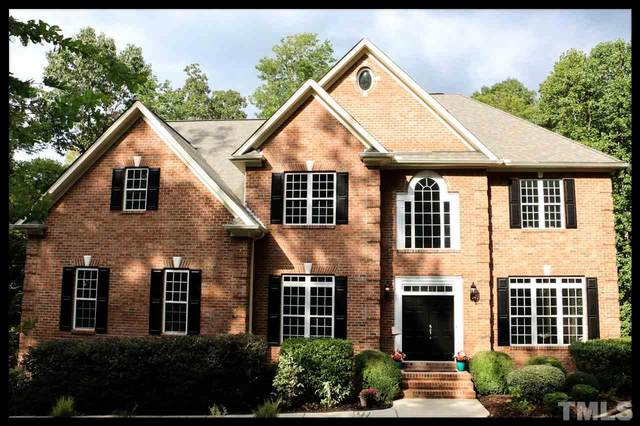 115 Fawn Ridge Road, Chapel Hill, NC 27516 (#2323391) :: The Perry Group
