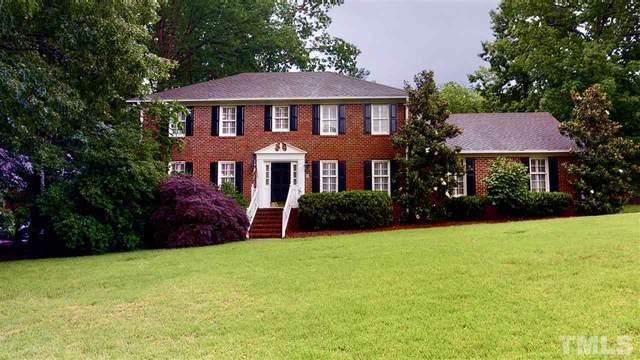 8000 N Bridgewater Court, Raleigh, NC 27615 (#2323640) :: Realty World Signature Properties