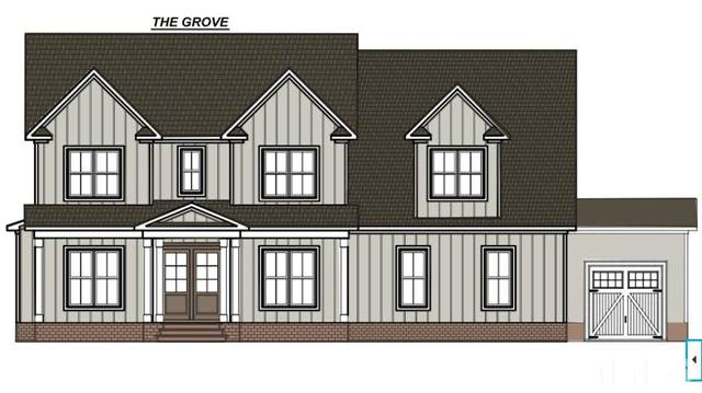 2813 Orchard Meadow Court Lot 4, Raleigh, NC 27606 (#2323722) :: The Perry Group