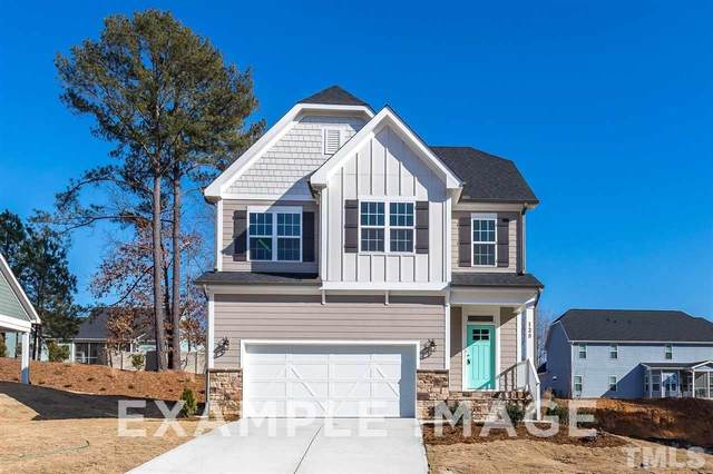 210 Beverly Place, Four Oaks, NC 27524 (#2324430) :: Real Properties