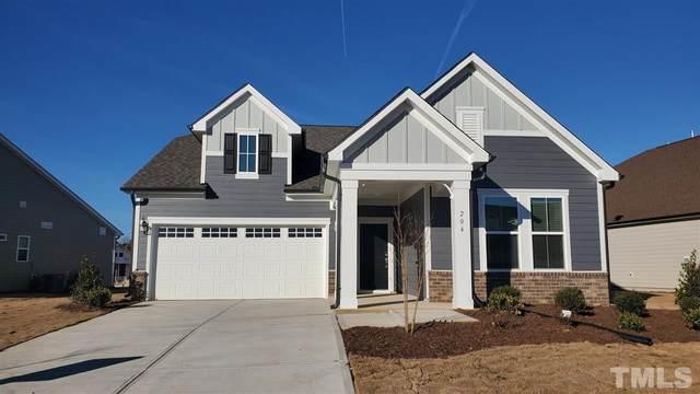 204 Kephart Way, Holly Springs, NC 27540 (#2324698) :: Dogwood Properties