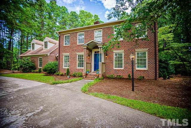 1608 Tomberlin Road, Sanford, NC 27330 (#2327061) :: Raleigh Cary Realty