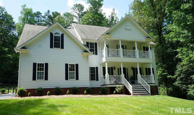 191 Wild Rose Lane, Pittsboro, NC 27312 (#2327307) :: Real Estate By Design