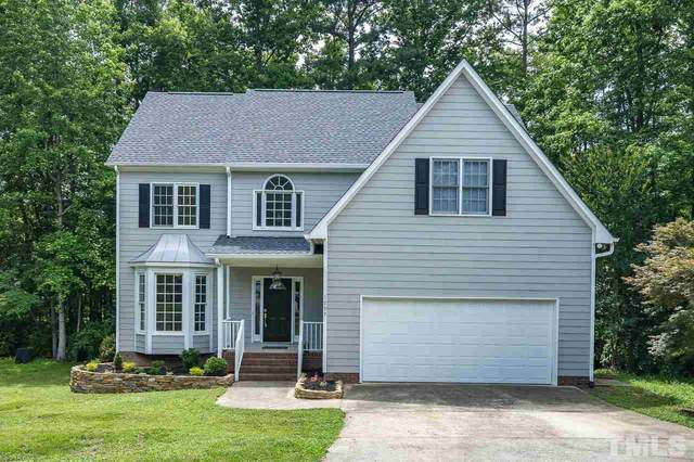 1009 Brendan Court, Chapel Hill, NC 27516 (#2327440) :: Classic Carolina Realty