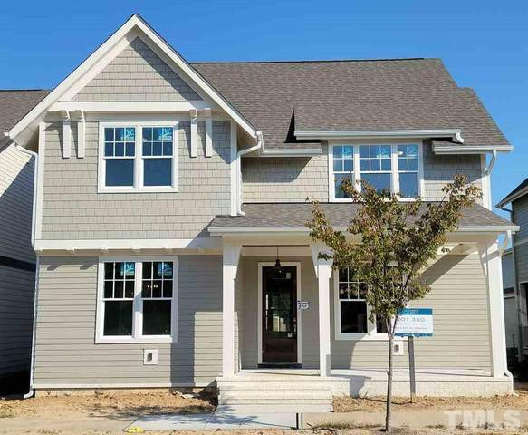 824 Watercolor Way, Durham, NC 27713 (#2328294) :: Marti Hampton Team brokered by eXp Realty