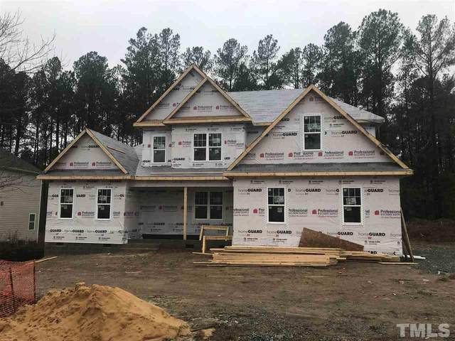 40 S Parkside Drive, Pittsboro, NC 27312 (#2328894) :: Triangle Just Listed