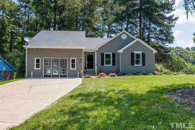 2035 Ford Gates Drive, Garner, NC 27529 (#2328922) :: The Rodney Carroll Team with Hometowne Realty